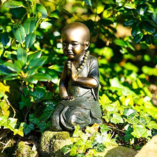 Gärtner Pötschke Gartenfigur Mönch Dawa