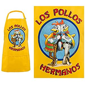 Breaking Bad Los Pollos Hermanos tablier