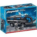 Playmobil - A1502735 - Jeu De Construction - Véhicule D'intervention Police