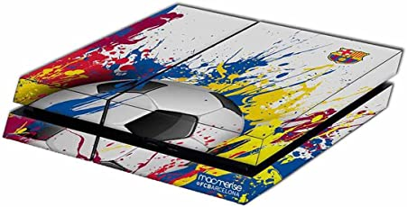 Macmerise FCB Victory Splash - Skin for Sony PS4