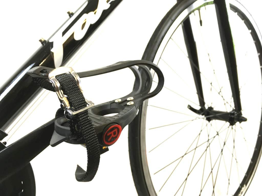 61xwUjzvokL - Falcon Optimum Mens Road Racing Bike - Black/Green