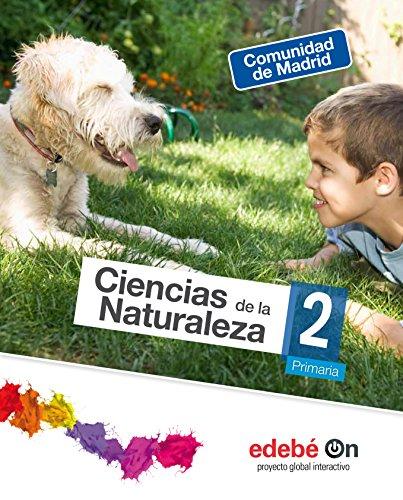 Ciencias de la Naturaleza 2 (versión Madrid) - 9788468323121 por Edebé