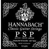 Hannabach 652757 - Cuerda para guitarra clásica (tensión media)