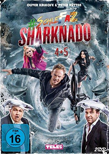 #SchleFaZ – Sharknado 4+5 [Alemania] [DVD] 61xweOft6wL