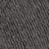 Rowan Handstrickgarn pure wool worsted Farbe 00111 dunkelgrau 100 % Schurwolle 100 g waschbar 200m Lauflänge