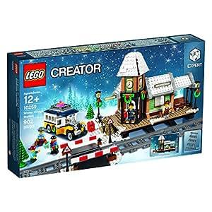 LEGO Winter Village Station 10259, Weihnachtsset 2017