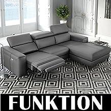 Suchergebnis auf Amazon.de für: ecksofa mit relaxfunktion