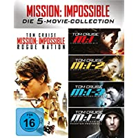 Mission Impossible 1-5 Box