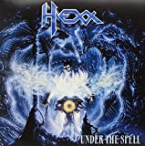 Hexx [Blue Black Vinyl]: Under the Spell [Vinyl LP] (Vinyl)