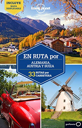En ruta por Alemania, Austria y Suiza 1 (Guías En ruta Lonely Planet) por Nicola Williams