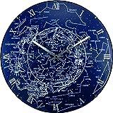 NeXtime 3165.0 Milky Way Dome, Plastique, Phosphorescent, 35 x 35 x 5 cm