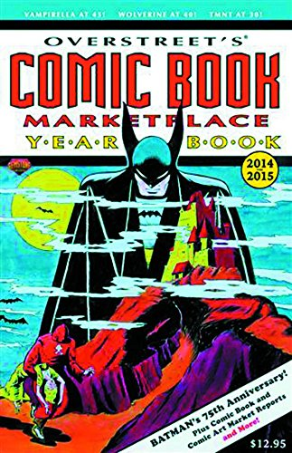 Overstreet's Comic Book Marketplace Yearbook 2014