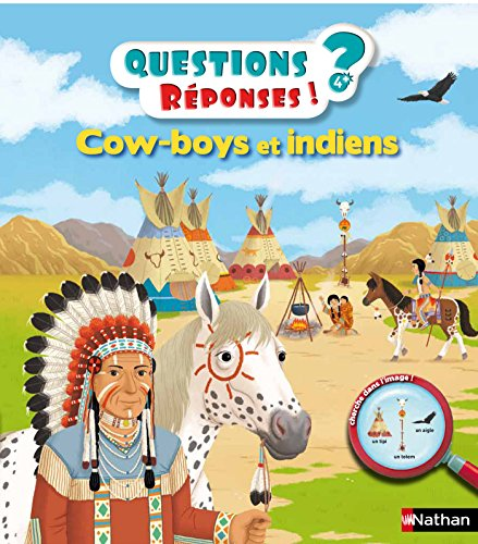 Cow-boys et Indiens - Questions/Rponses - doc ds 5 ans