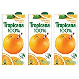Best Juices - Tropicana Orange 100% Juice 1L (Pack of 3) Review