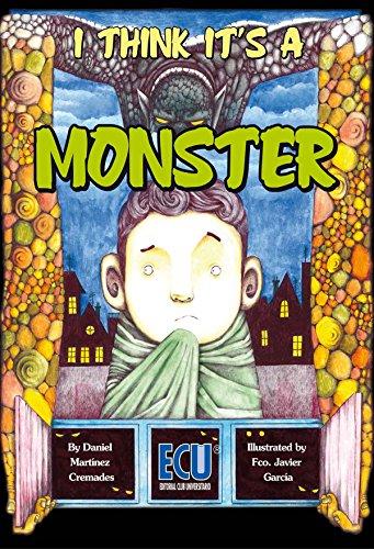 I think it's a monster por Daniel Martínez Cremades