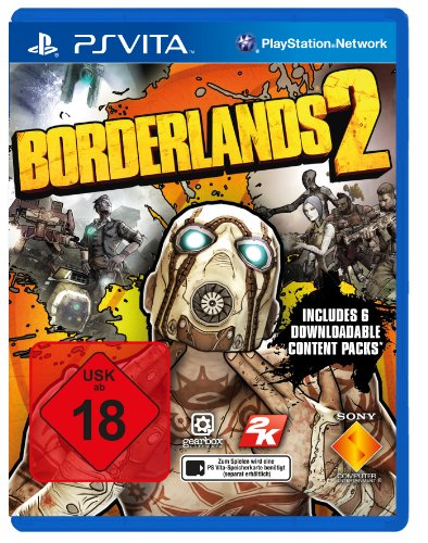 Borderlands 2 - [PlayStation Vita]