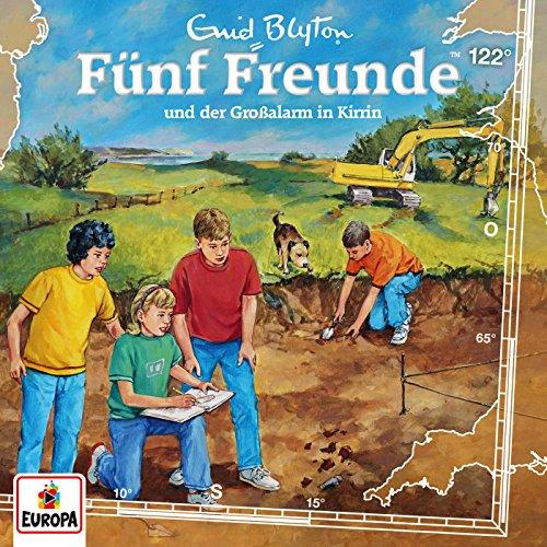 Fünf Freunde (122) Fünf Freunde und der Großalarm in Kirrin - Europa 2017