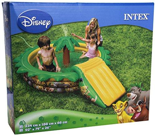 INTEX Disney - Tobogán de agua para piscinas