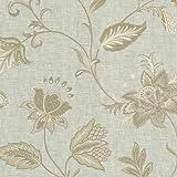 BHF 302-66820 - Patrimonio Verde Jacobea Flower Wallpaper