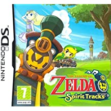 The Legend of Zelda-Spirit Tracks (importación italiana)