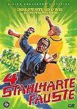 4 stahlharte Fäuste - Uncut [Limited Edition] [2 DVDs]