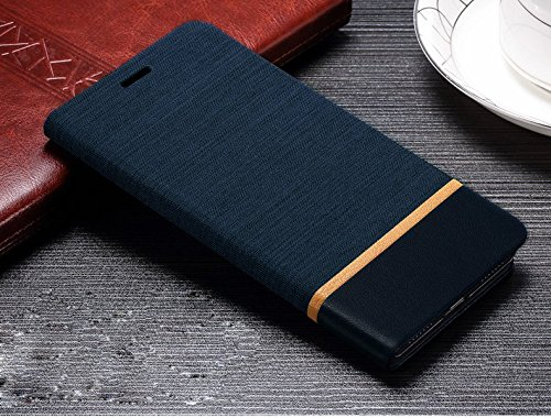 FebeloTM Branded Professional Design Customized Perfect Fitting Video Stand View Flip Cover Case for Lenovo Phab 6.98 Inch - (Its for the Lenovo Phab Which is launched on Flipkart)
