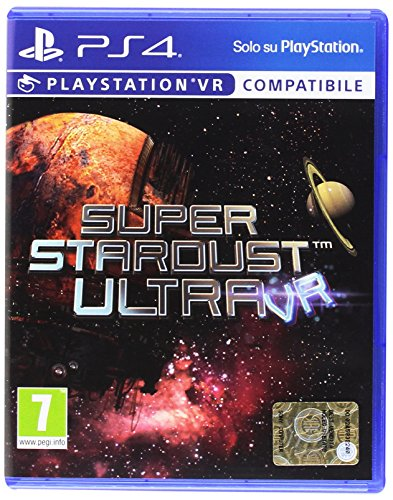 Super Stardust Ultra VR [PlayStation VR ready] - PlayStation 4