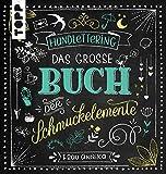 Handlettering. Das große Buch der Schmuckelemente: 1000 Ideen - Frau Annika