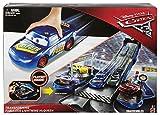 Disney - Cars- Favoloso Veicolo Saetta McQueen Playset Trasformabile, FCW06