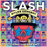 Nuevo álbum de Slash en solitario, Living the Dream - heavy-metal