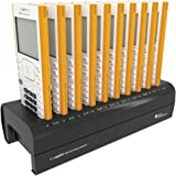 آلة حاسبة لتوضيح الألوان TI-NRed] CX II من Texas Instruments - مجموعة معلمين (10 عبوات)