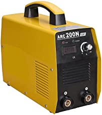 Starq mmA Portable Inverter Welding Machine 200 Amp With Cable, Holder And Accessories Color As Per Availability