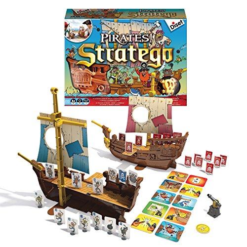 STRATEGO - Pirates, juego de estrategia (DISET,S.A 62305)