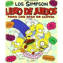 LIBRO DE JUEGOS PARA LOS DÍAS DE LLUVIA (SIMPSON ALBUMES)