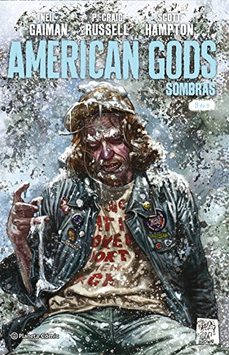 American Gods Sombras nº 09/09 (Independientes USA)