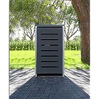 cache poubelle jardin. Black Bedroom Furniture Sets. Home Design Ideas