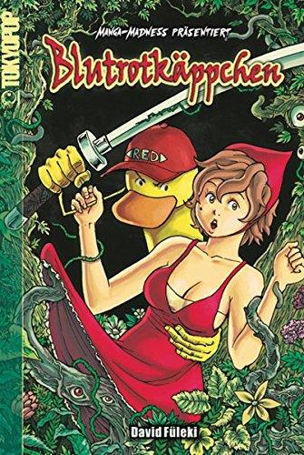 Manga Madness: Blutrotkäppchen 01