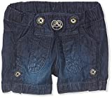 s.Oliver Baby-Jungen Shorts 59.707.72.5308, Blau (Blue Denim Non Stretch 58Y2), 92
