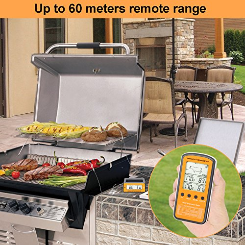 Toroast Barbecue Backofen Grillthermometer Bbq Bratenthermometer
