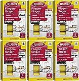 Fliegenfänger Fliegenfalle Fliegenschutz Mückenfalle Insekten Falle Insektenfänger zum Aufhängen (24 Stück)