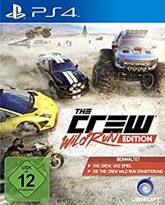 The Crew - Wild Run Edition - [PlayStation 4]