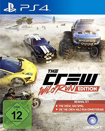 The Crew - Wild Run Edition - [PlayStation 4] (Monster Truck Ps4)