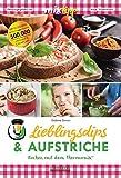 mixtipp Lieblingsdips & Aufstriche: Kochen mit dem Thermomix: Kochen mit dem Thermomix® - Sabine Simon
