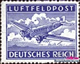 Prophila Collection Dt. Feldpost 2.WK 1A HAN (kompl.Ausg.) Gefälligkeitsentwertung 1944 Luftfeldpost (Briefmarken für Sammler) Militär
