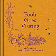 Winnie-The-Pooh Pooh Goes Visiting