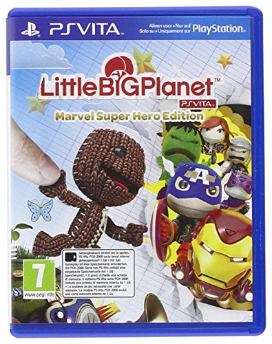 Little Big Planet Marvel Super Hero Edition (Sackboy Kostüme Run Run)