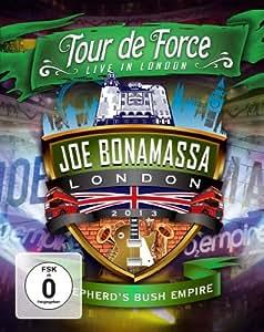 Joe Bonamassa: Tour De Force - Shepherd's Bush Empire [2 DVDs]