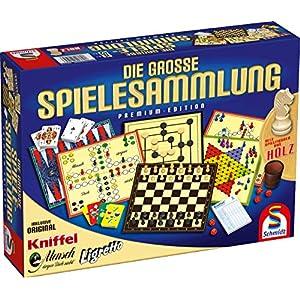 Schmidt Spiele 49125 Estrategia – Juego de Tablero (Estrategia, Niño/niña, 6 año(s), 372 mm, 90 mm, 270 mm)