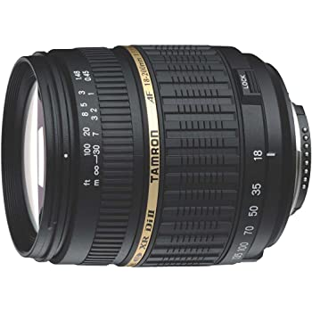 Tamron AF18-200mm F/3.5-6.3 XR Di II LD [IF] Aspherical Macro Telephoto Zoom Lens for Canon DSLR Camera