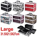 Beyondfashion Beauty Box Beauty Jewellery Storage Bag Nail Saloon Case